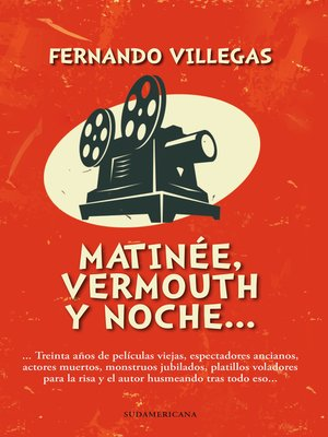 cover image of Matinée, vermouth y noche