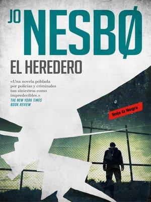 cover image of El heredero