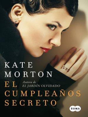 cover image of El cumpleaños secreto