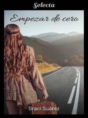 cover image of Empezar de cero