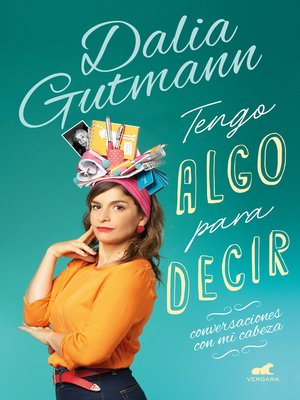 cover image of Tengo algo para decir
