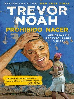 cover image of Prohibido nacer