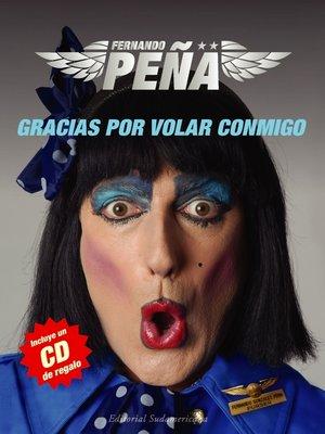 cover image of Gracias por volar conmigo