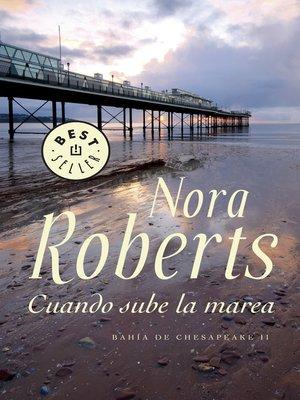 cover image of Cuando sube la marea