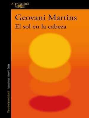 cover image of El sol en la cabeza