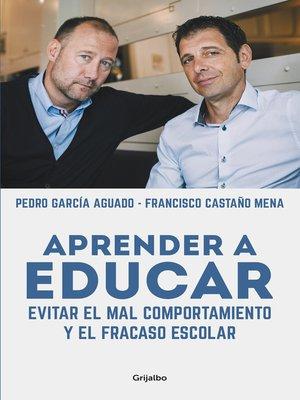 cover image of Aprender a educar