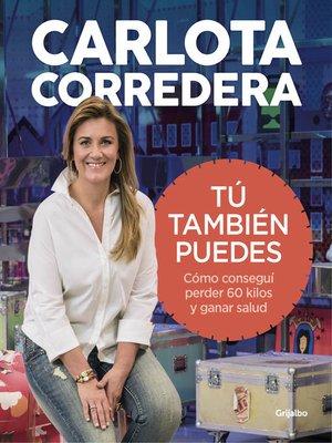 cover image of Tú también puedes