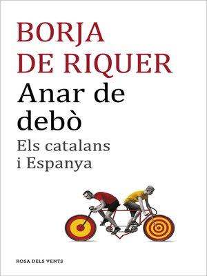 cover image of Anar de debò