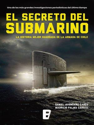 cover image of El secreto del submarino