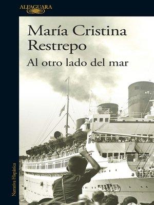 cover image of Al otro lado del mar