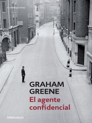 cover image of El agente confidencial