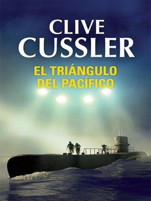 cover image of El triángulo del Pacífico (Dirk Pitt 6)