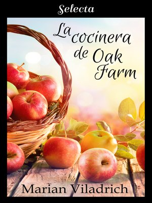 cover image of La cocinera de Oak Farm