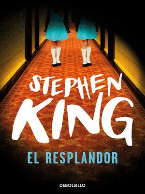 cover image of El resplandor