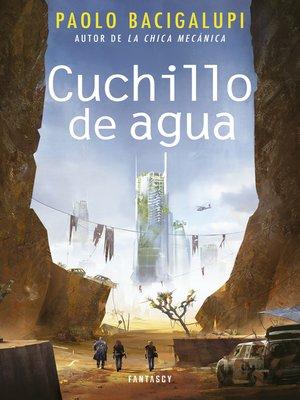 cover image of Cuchillo de agua