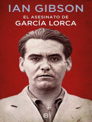 cover image of El asesinato de García Lorca