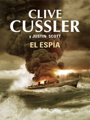 cover image of El espía (Isaac Bell 3)