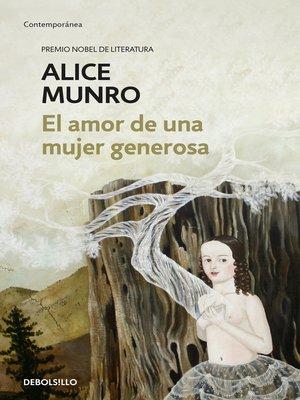 cover image of El amor de una mujer generosa