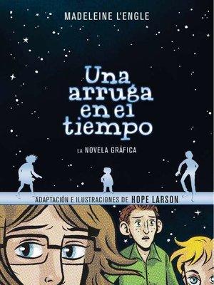 cover image of Una arruga en el tiempo (La novela gráfica)