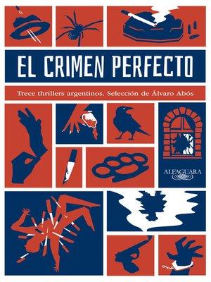 cover image of El crimen perfecto