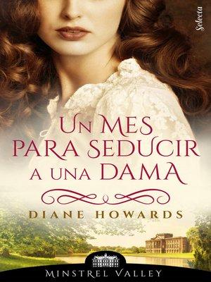 cover image of Un mes para seducir a una dama