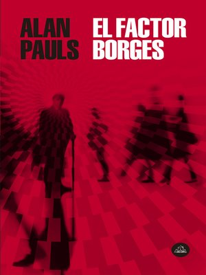 cover image of El factor Borges