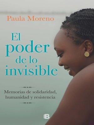 cover image of El poder de lo invisible