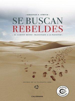 cover image of Se buscan rebeldes