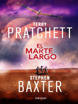 cover image of El Marte Largo (La Tierra Larga 3)