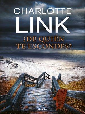 cover image of ¿De quién te escondes?