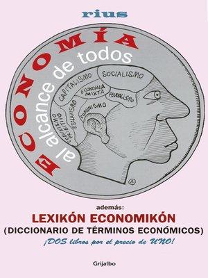 cover image of Economía al alcance de todos