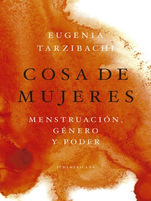 cover image of Cosa de mujeres