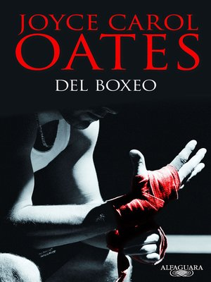 cover image of Del boxeo