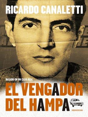 cover image of El vengador del hampa