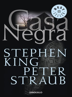 cover image of Casa negra