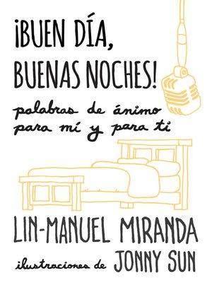 cover image of ¡Buen día, buenas noches!
