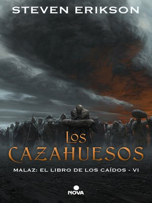 cover image of Los cazahuesos