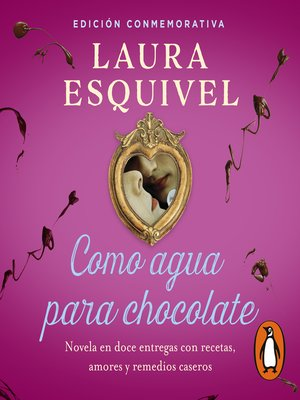 cover image of Como agua para chocolate