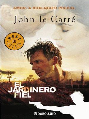 cover image of El jardinero fiel