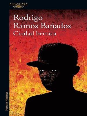 cover image of Ciudad berraca