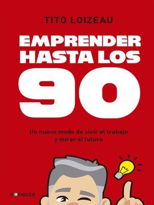 cover image of Emprender hasta los 90