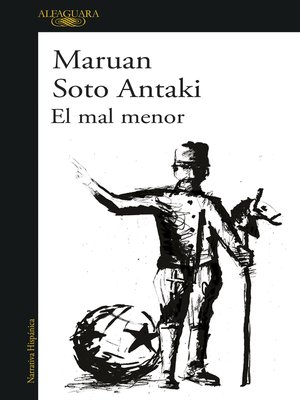 cover image of El mal menor