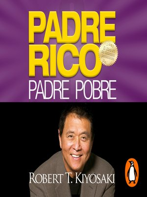 cover image of Padre Rico, Padre Pobre (Bestseller)