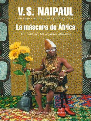 cover image of La máscara de África