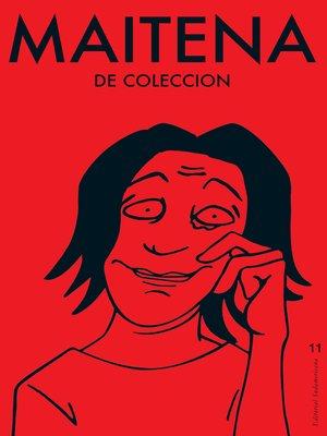 cover image of Maitena de coleccion 11