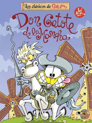 cover image of Don Gatote de la Mancha