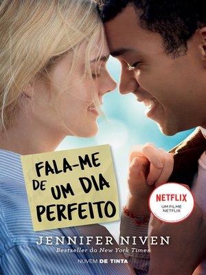 cover image of Fala-me de um dia perfeito