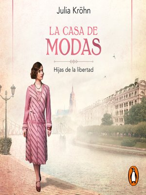 cover image of La casa de modas