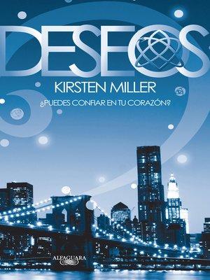 cover image of Deseos (Eternos 2)