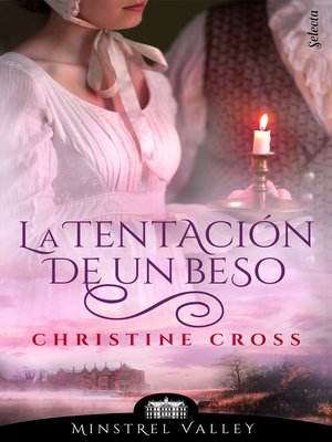 cover image of La tentación de un beso